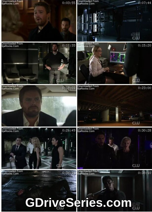 Arrow S08E06 Download links (Season 8) Episode 1 to 5 are