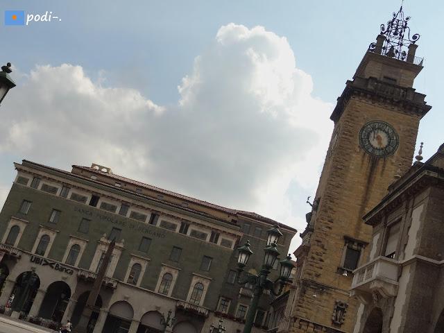 Bergamo Caduti Napoleone Ciudad Baja
