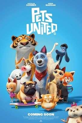 فيلم Pets United 2020 مترجم اون لاين