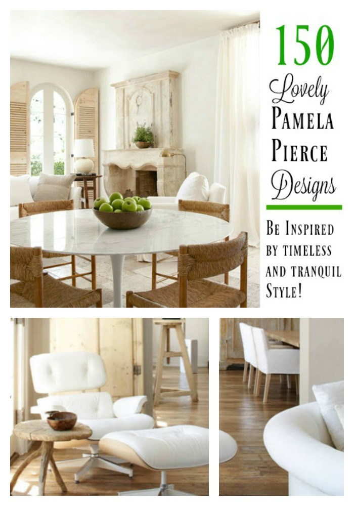 Pamela Pierce designs on Hello Lovely Studio Pinterest Collage