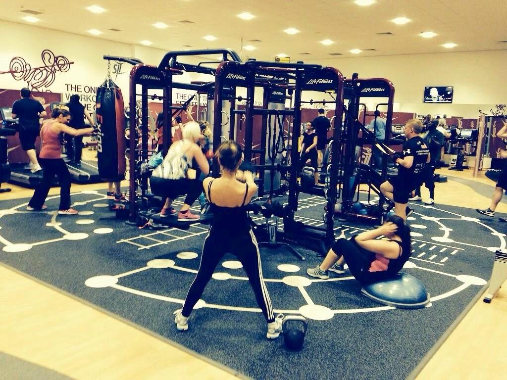 portway gym