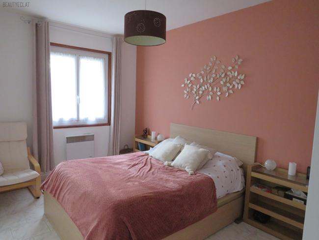 dulux valentine cuivre rose peinture