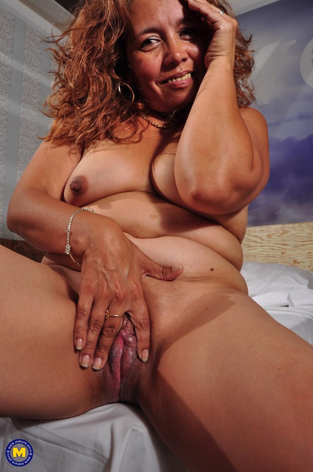 Girl latina mature