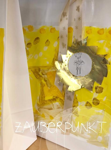 Kehrgarnitur,  Weihnachtsgeschenk basteln mit Kindern Blumen, DIY, Farbig, brauchbar, nützlich, einfach