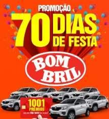 Cadastrar Promoção 70 Dias de Festa Bombril Carros 1001 Prêmios 500 Reais