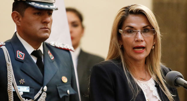 Gobierno golpista de Bolivia expulsa a diplomáticos de España y México