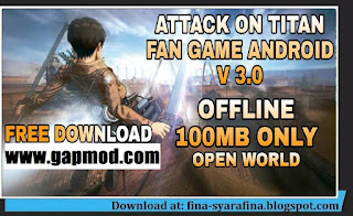 attack on titan mod apk