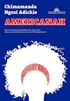 Capa do livro Americanah
