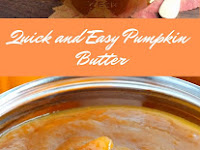 Quick and Easy Pumpkin Butter
