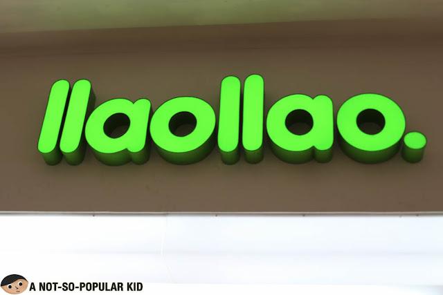 Llao Llao Natural Yogurt in Glorietta Complex, Makati