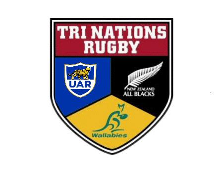 Tri Nations, con la presencia de Argentina, Australia y Nueva Zelanda.