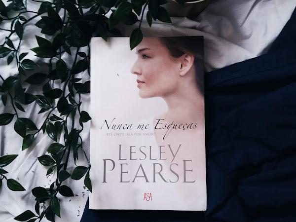   Review   Nunca me Esqueças de Lesley Pearse