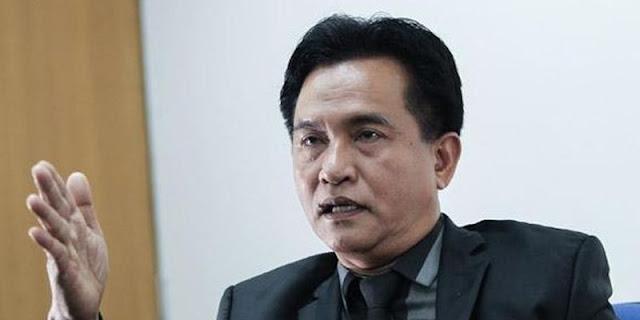 Balas Jimly, Yusril Ungkit Legasi Paling Memalukan dalam Sejarah Hukum Indonesia