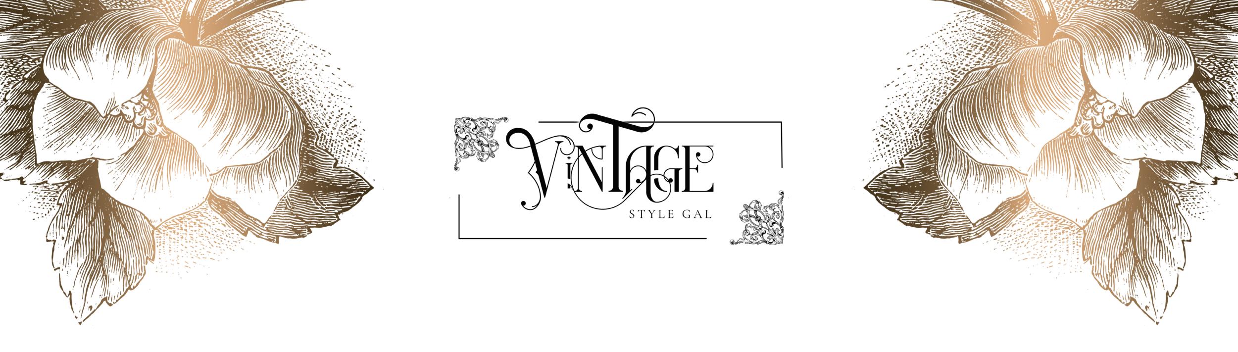 Vintage Style Gal