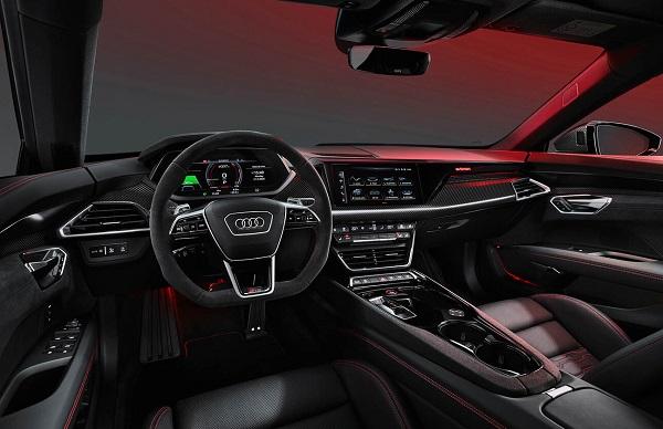 Interior Audi e-tron GT