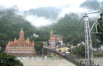 Haridwar To Rishikesh Distance | Taxi Routes - Rikshaw Routes - Railway Routs |