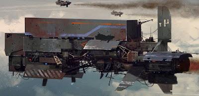 """Die """"Letzte Chance"""" fliegt vom Raumhafen Lunion"""