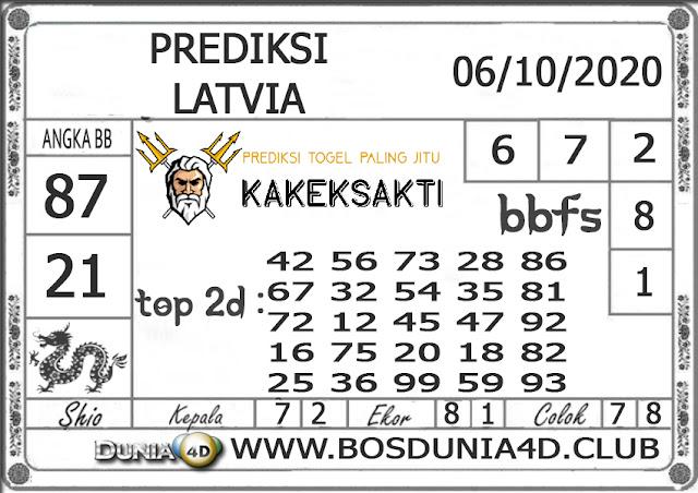 Prediksi Togel LATVIA DUNIA4D 06 OKTOBER 2020