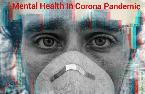 Mental Health In COVID-19 Best Way To Handle It, USA, UK, India