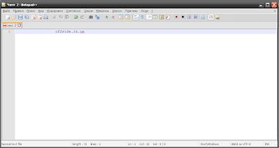 Лучший HTML редактор Notepad ++