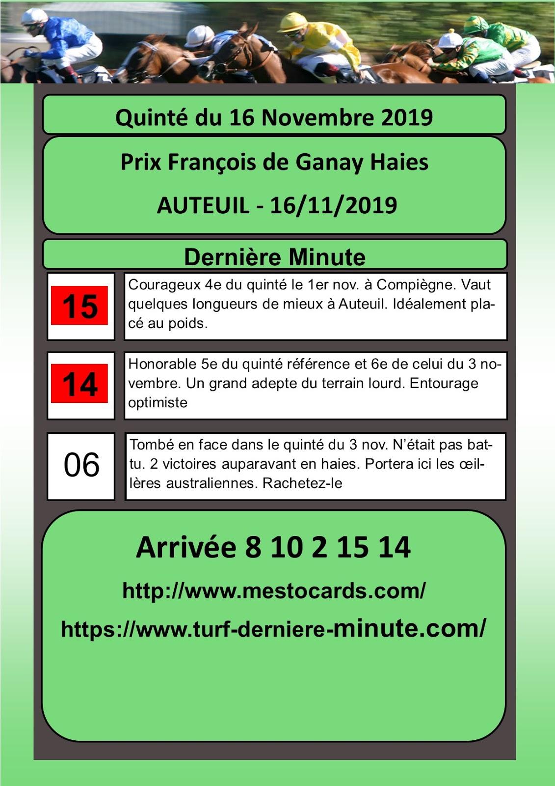 Dernière Minute Finale Du Grand National Du Trot Paris Turf