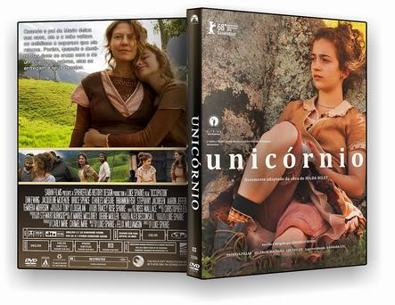 CAPA DVD – Unicórnio 2019 Nacional – ISO
