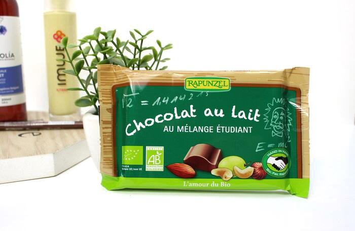 Chocolat-rapunzel