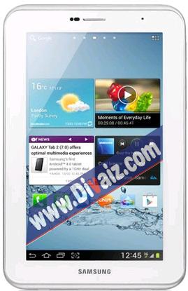 Samsung Galaxy Tab 2 P3100 - www.divaizz.com