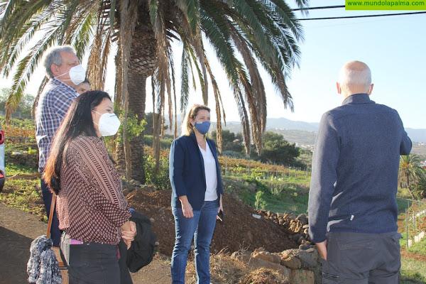 Las escuelas de capacitación agraria de Canarias refuerzan su formación con el programa Erasmus