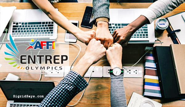 AFFI EntrepOlympics - entrepreneurship - franchising - business - Bacolod blogger