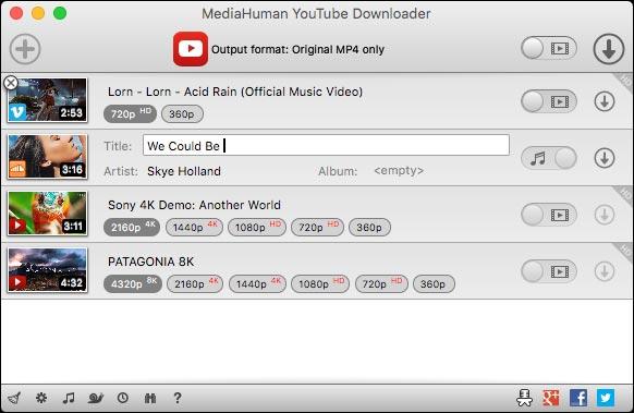 Free Download MediaHuman Youtube Downloader Full Crack Terbaru