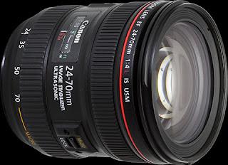 Canon EF 24-70mm f/4L IS USM Lens Zoom Test