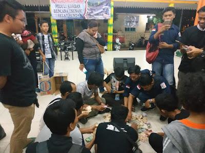 Galang Donasi, Beragam Komunitas di Pringsewu Mengamen dan Buka Stand Photobooth