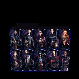 Avenger Infinity War Movie Super Hero Super League Avenger
