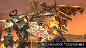 Warhammer 40,000 Freeblade MOD APK