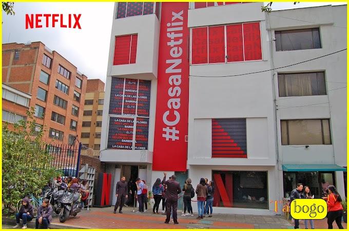 La Casa Netflix en Bogotá