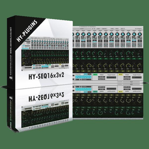 HY-SEQ16x3v2 v1.2.2 Full version