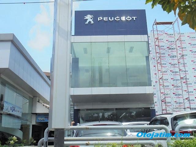 Dealer Peugeot Surabaya