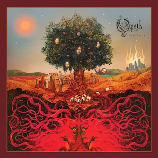 Opeth Heritage cover