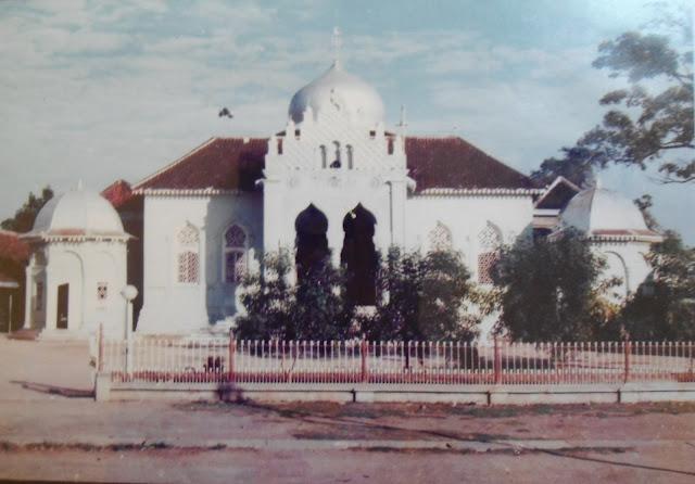 Masjid Agung Tuban Tempo Dulu