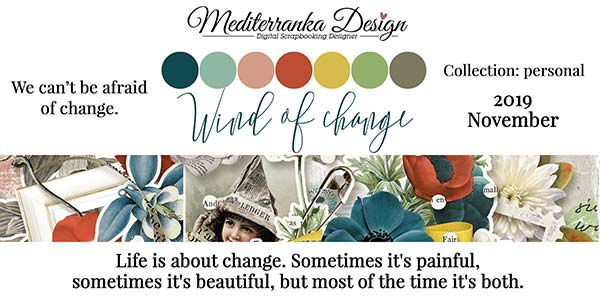 WIND OF CHANGE + CHANCE TO WIN + FREE QUICK PAGE