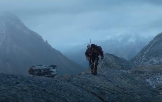 Captura de imagen del tráiler oficial de la película.