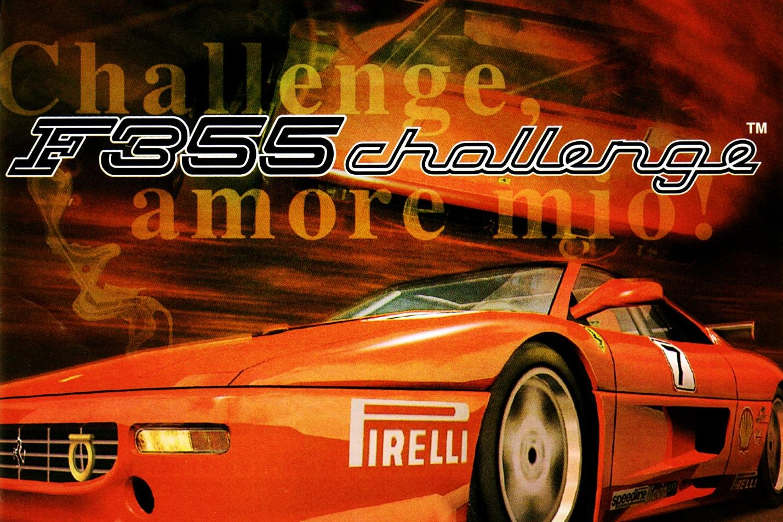 Ferrari F355 Challenge Rom