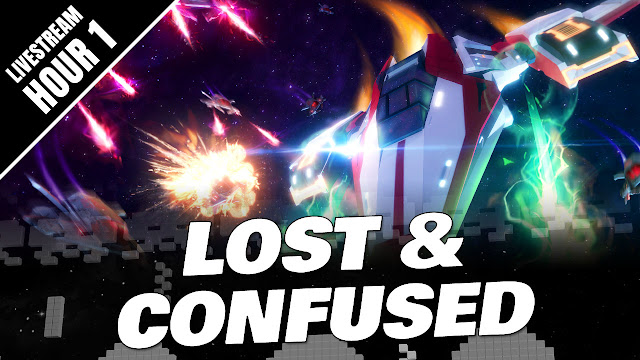 CSC: SPACE MMO Gameplay (Hour 1) LOST, CONFUSED & KNEW NOTHING!