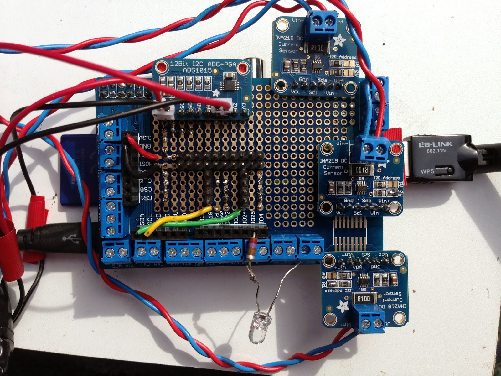 PC Solar Power Subsystem - Part 2 - SwitchDoc Labs