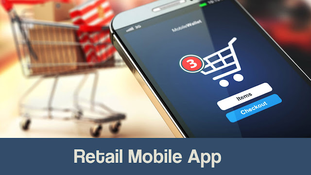 Retail businesses need mobile app