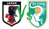 Prediksi Skor Jepang vs Pantai Gading