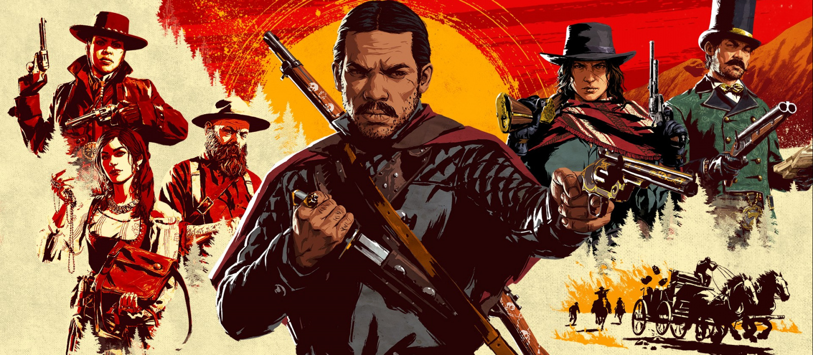 Red Dead Online - where to find the best starting weapons, how much it costs, how to improve
