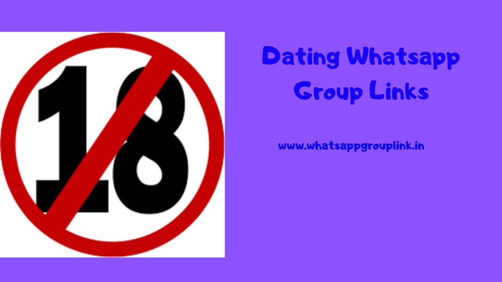 whatsapp dating group)