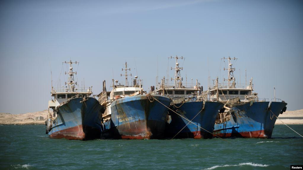 Masuk Tanpa Izin, Malaysia Tahan 60 Warga Negara China dan 6 Kapal